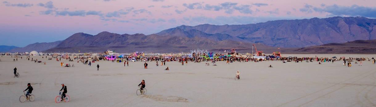 Burning Love. Burning Man.