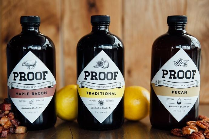 Proof Cocktail Syrups