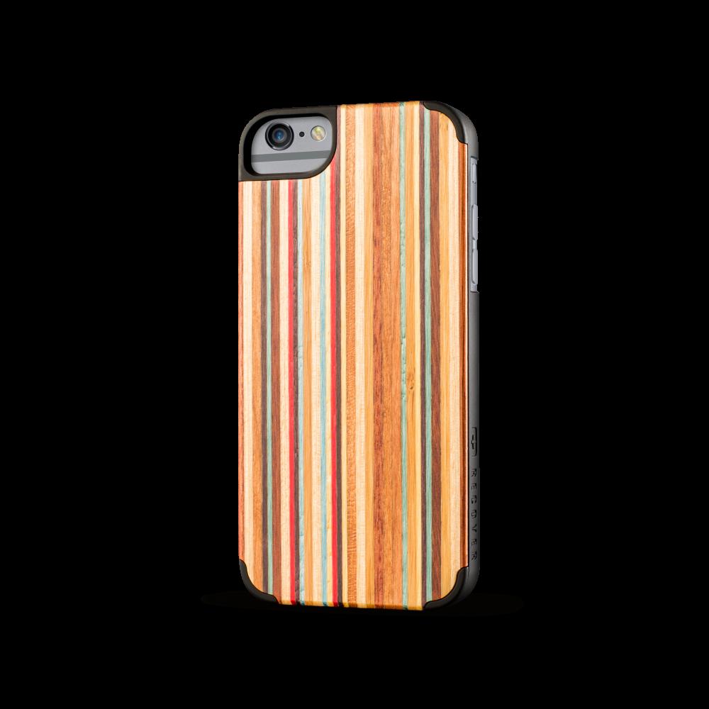 iphone case, wood iphone case, skateboard case, skateboard iphone case, recover wood case