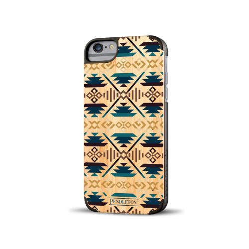 Pendleton Coyote Butte Printed Bamboo iPhone 6 Case