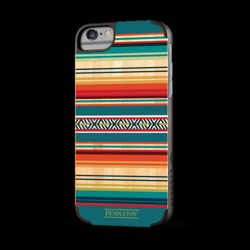 Pendleton Serape Printed Bamboo iPhone 6 Plus Case