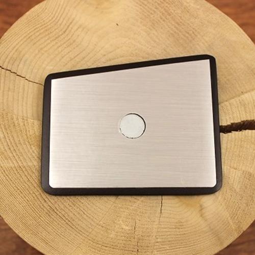 Wooden Pocket Square | Slver Member | Baffi | Baltic Birch