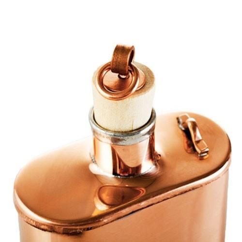 jacob bromwell, bromwell flask, copper flask, american flask