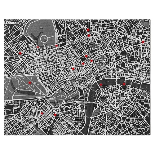 Pin City London, Palomar