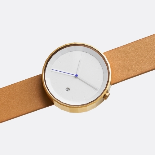 Polygon Watch, Brown, chiandchi