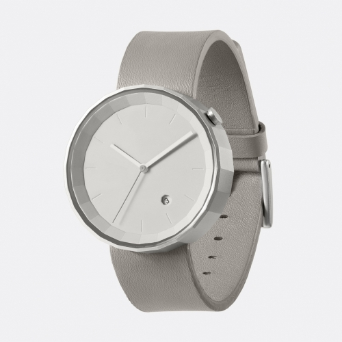 Polygon Watch, Grey