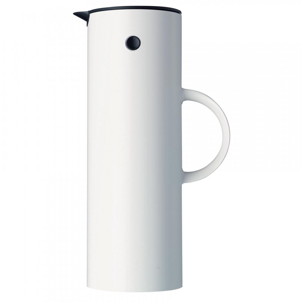 Vacuum Jug, White, Stelton