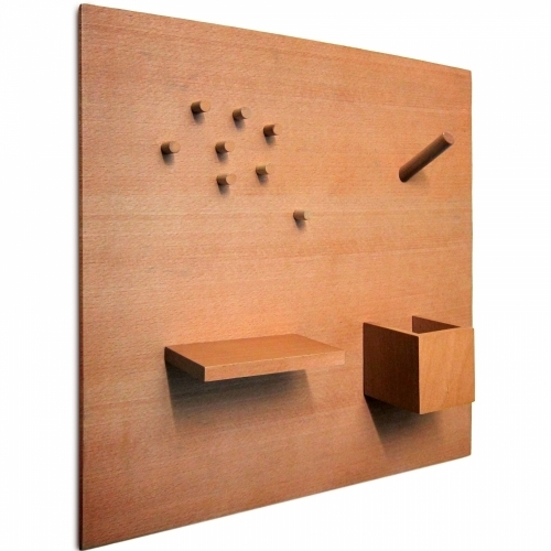 Smorgas - Wooden Magnetic Bulletin Board | iLoveHandles