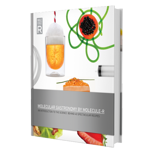 Gastronomy Kit | Cuisine R-Evolution & Cookbook | Molecule-R