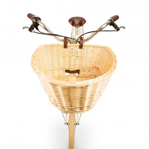 Buck & Wing Wicker Basket, Mozie