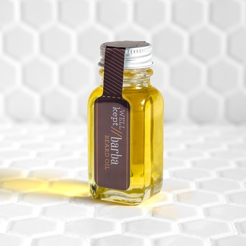 Barba Beard Oil
