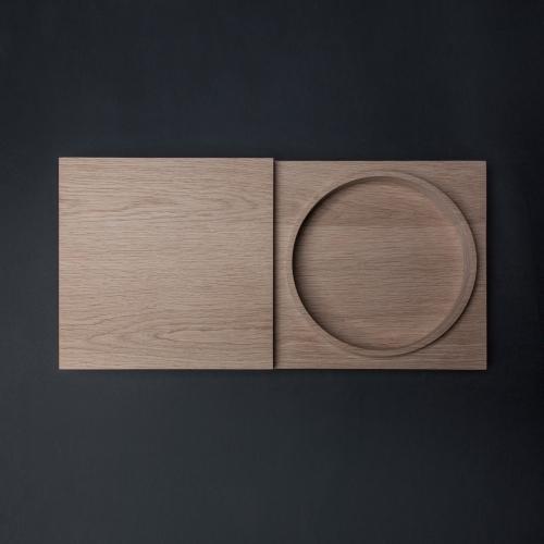 HILO White Oak Tray | Luur