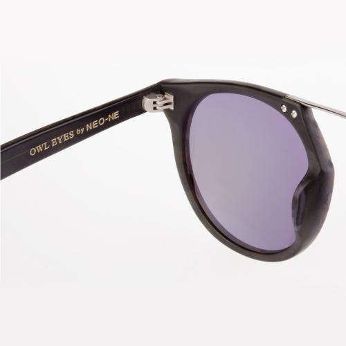 Sunglasses   Owl Eyes II Stone Black   Neo-Ne Sunglasses