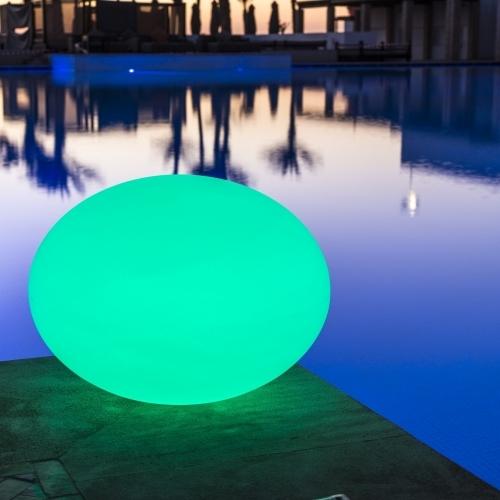 The Flatball | Smart & Green | LED Indoor Outdoor Lighting
