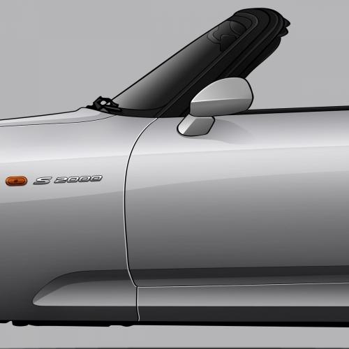 Honda S2000 Print, Unrivaled