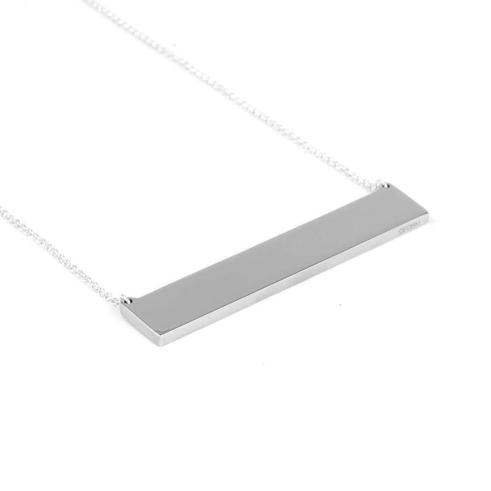 O Form-Necklace No. 16   1.0
