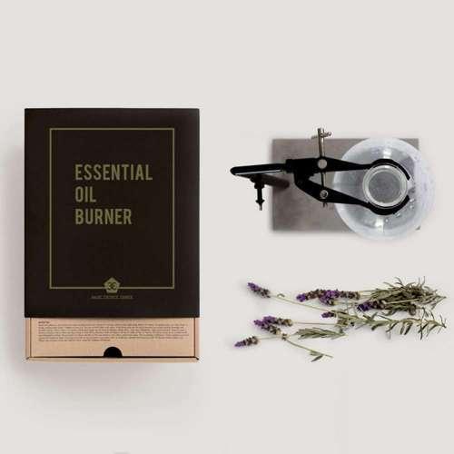 Essential Oil Burner - Classical and Refined Oil Burner