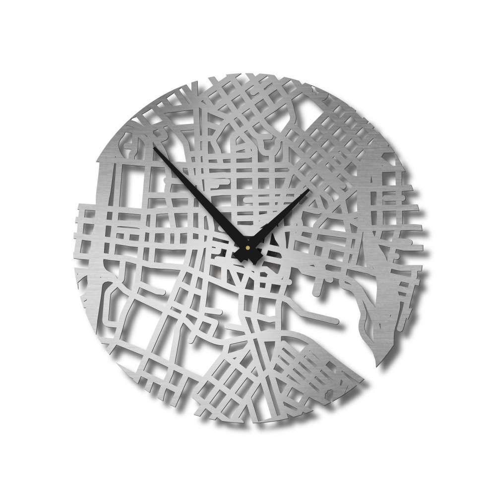 San Antonio Clock | Streets Clock | Urban Story