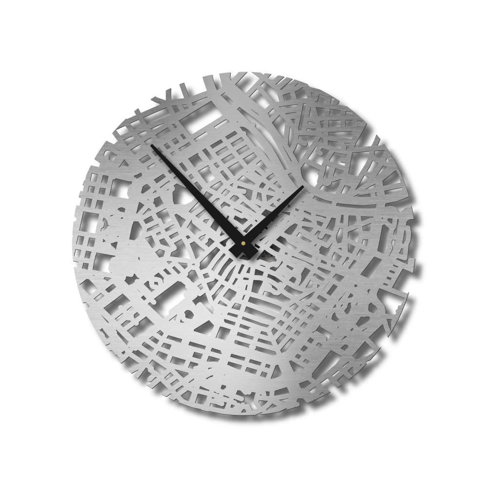 Vienna Clock | Urban Story | Wall Timepieces | Map Clocks