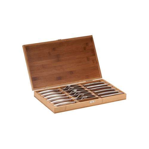 Steak Knives & Forks, Set of 12