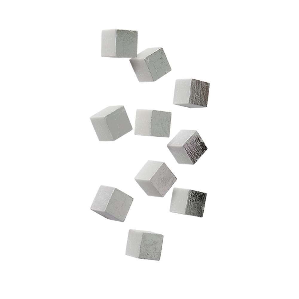'Cube' Wall Play, Set of 10 - Contemporary Wall Decoration