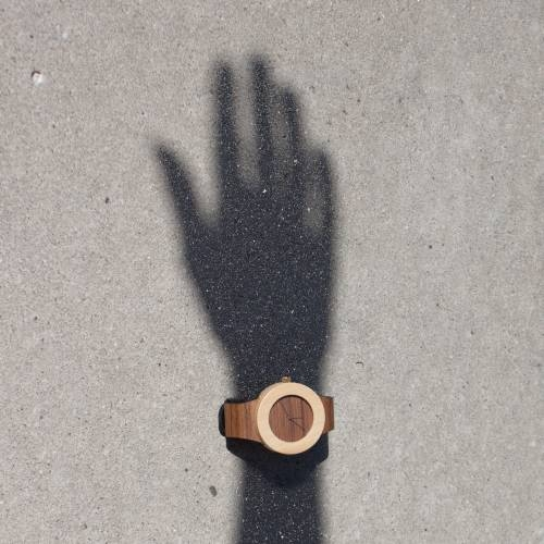 Teak & Bamboo - A Timepiece as Beautiful as it is Earth Friendly