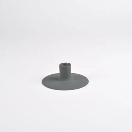 Zest Candle holder, Grey