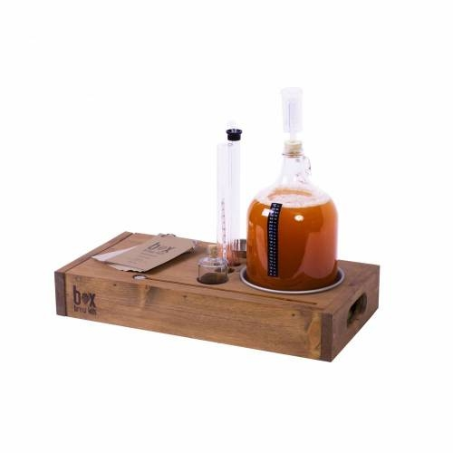 Home-Crafted Beer Brewing Kits   Micro   Box Brew Kits