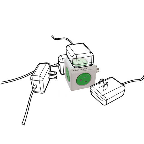 Socket Multiplier | Power Outlet Expansion | PowerCube