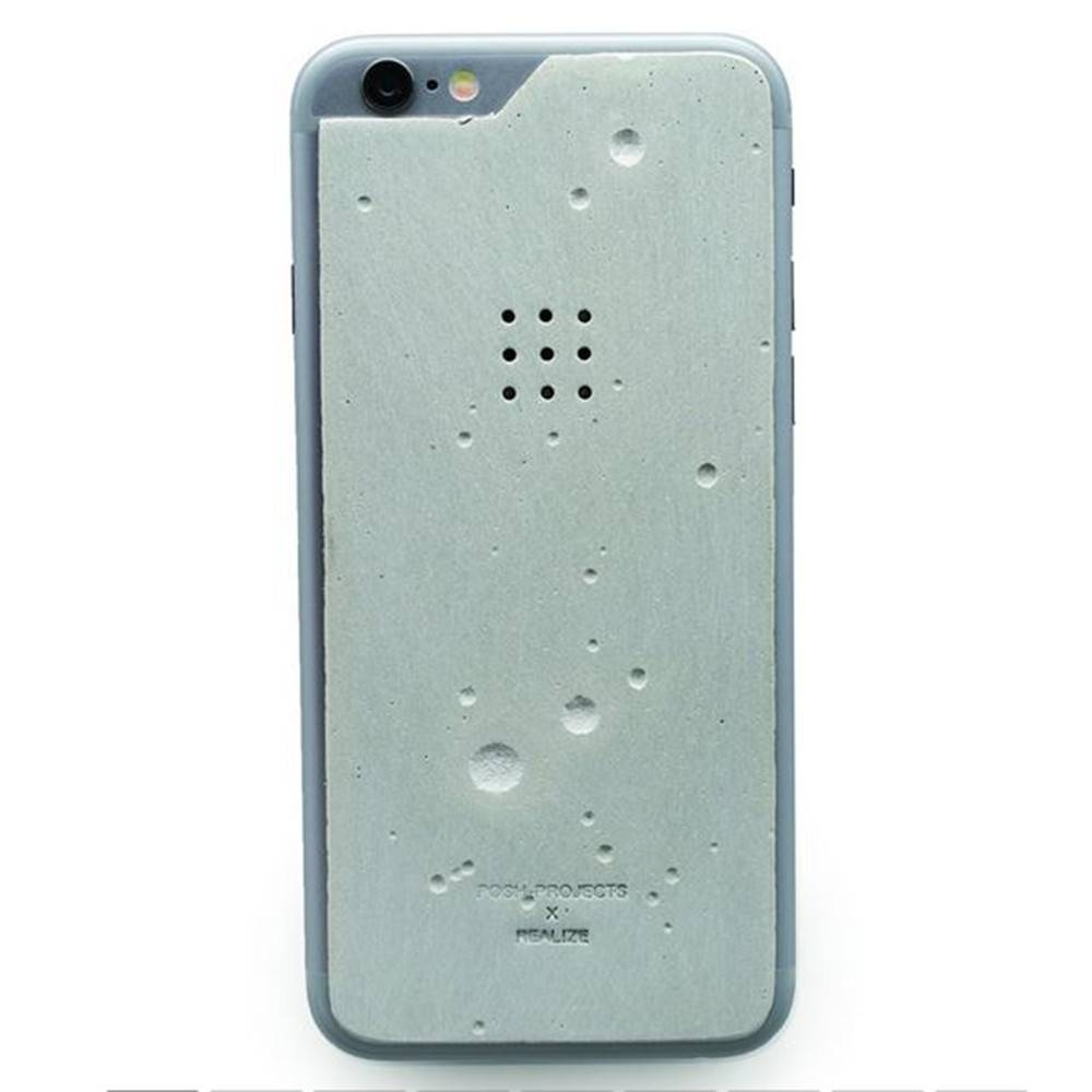 Luna Concrete Skin for Iphone 6 - Elegant Unique Concrete Case