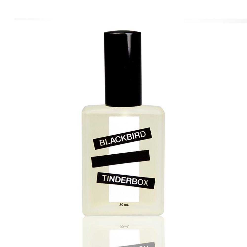 Tinderbox Eau de Parfum   Freshly Cut Cedarwood & Metal