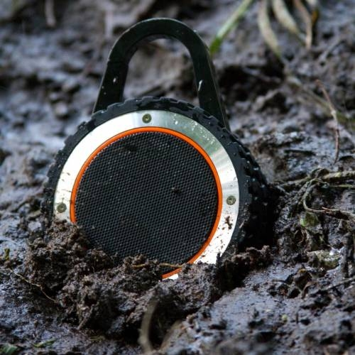 All Terrain Sound - Rugged Waterproof Bluetooth Speaker