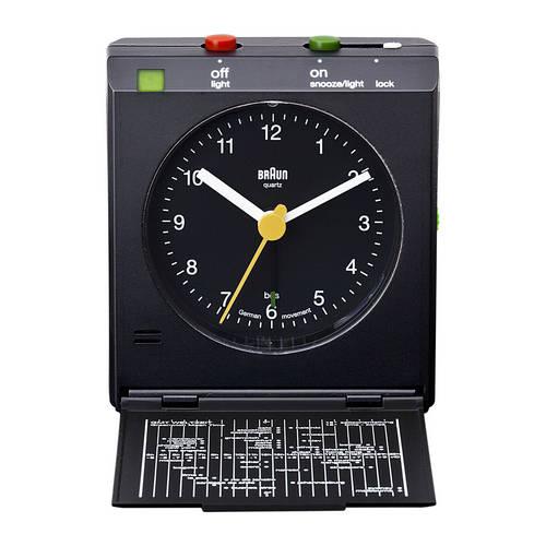 Reflex Control Travel Alarm Clock - A Multi-Purpose Clock
