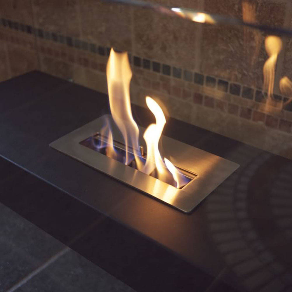 La Strada - A Sleek Fireplace
