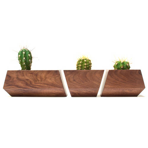 Boxcar Set Walnut Natural - Revolution Design House