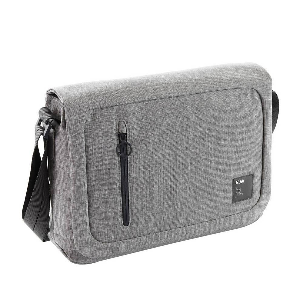 Messenger Bag - A Heavy-Duty Bag Treated with Teflon