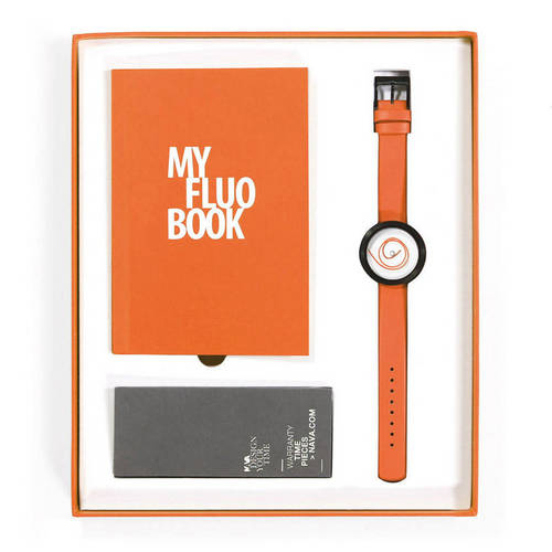 Orange Ora Unica Watch Gift Set