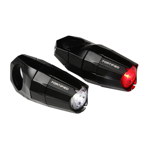 Aviator + Afterburner - Lightweight Aluminum Lights Combo