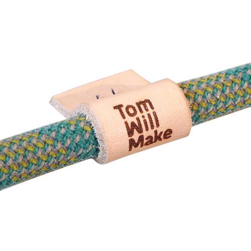 Rope Bone Dog Toy   Tom Will Make   Reclaimed Climbing Rope