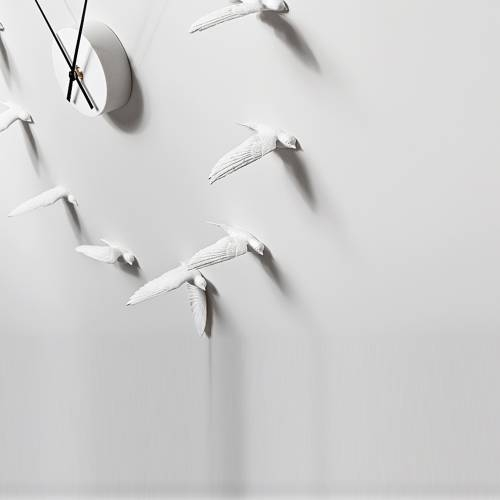 Swallow Clock - Haoshi Design