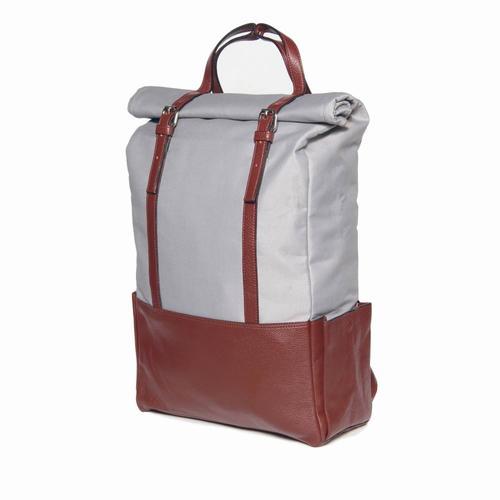 Voyager Backpack | Bordeaux Leather