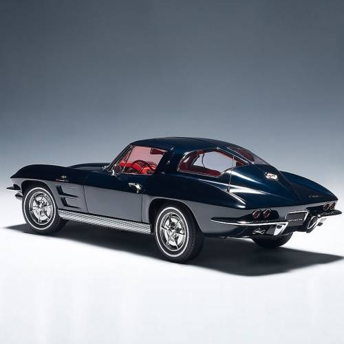 Chevrolet Corvette 1963 | Quality Die-Cast Racing Models