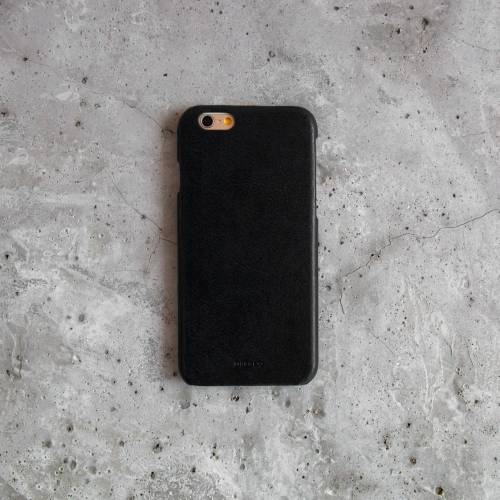 iPhone 6 Leather Snap-on Case