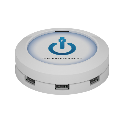 Universal Charging Station | Round | ChargeHub