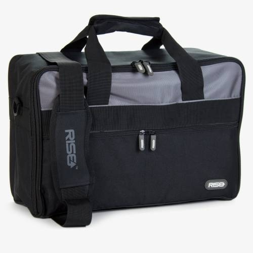 Jumper Carry-On Bag with Collapsible Shelves | GREY