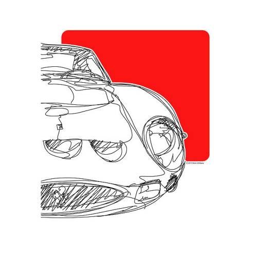 Print | Ferrari 250 GTO