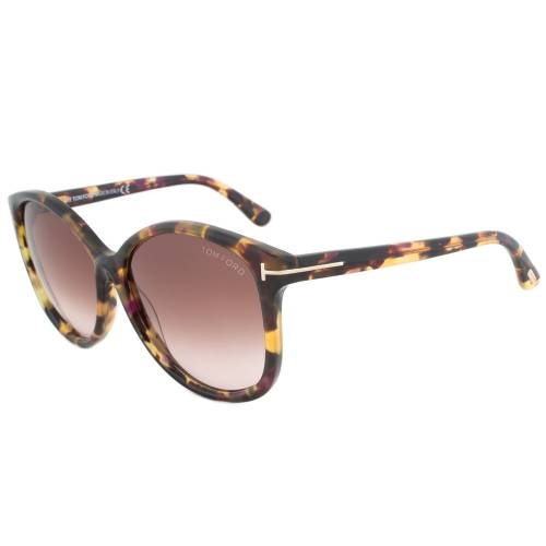Tom Ford FT0275 56B Alicia Cateye Sunglasses