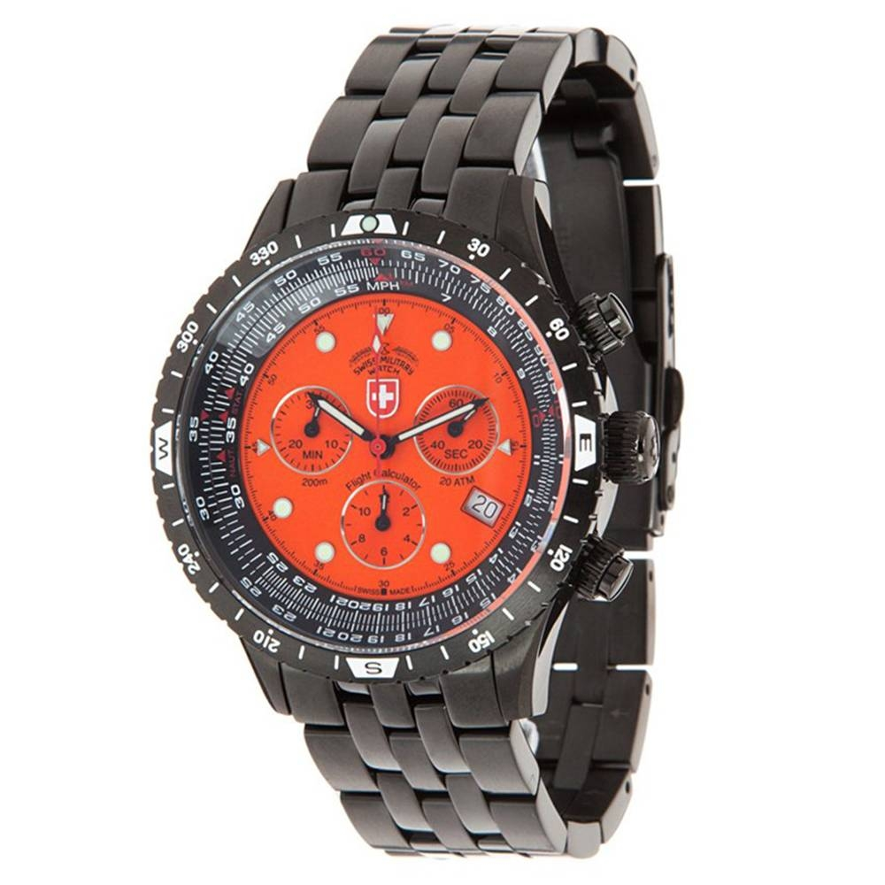 Swiss Military Watches  - AIRFORCE I EVO, Orange