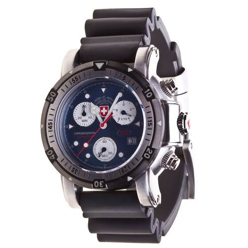 Swiss Military Watches - SEEWOLF I SCUBA, Blue