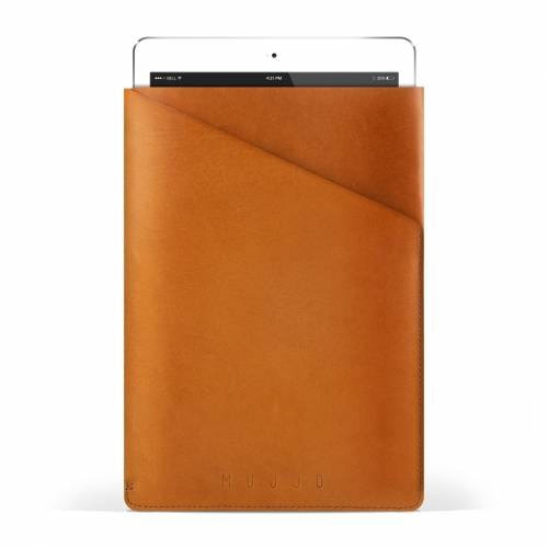 Leather iPad Air Sleeve | Slim Fit iPad Air Sleeve | Mujjo